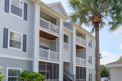 Charleston County Attached Contingent: 1300 Park West Boulevard #417