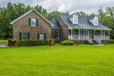 Single Family Home For Sale: 858 Hill Branch Road