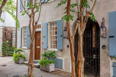 Charleston Attached For Sale: 83 Church Street #A