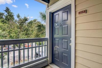 Berkeley County, Charleston County Attached For Sale: 400 Bucksley Lane #205