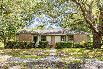 Charleston Single Family Home Contingent: 22 Sheridan Road