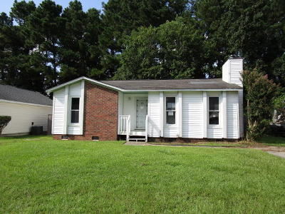 Summerville Single Family Home Contingent: 318 Winding Trail Lane