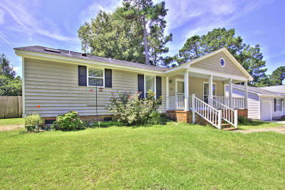 Summerville Single Family Home Contingent: 315 Winding Trail Ln