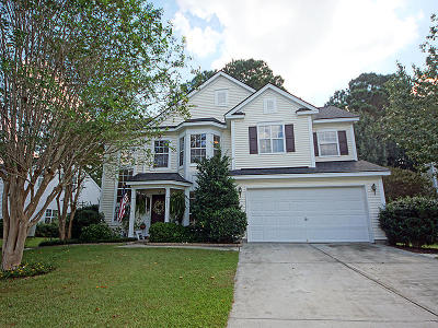 Single Family Home For Sale: 2577 Palmetto Hall Boulevard