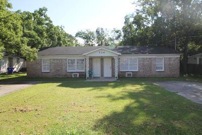 Multi Family Home For Sale: 734 Deene Street