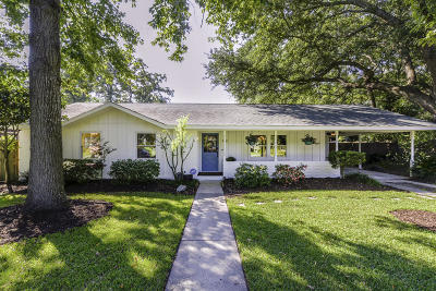 Mount Pleasant Single Family Home Contingent: 1212 Penny Circle