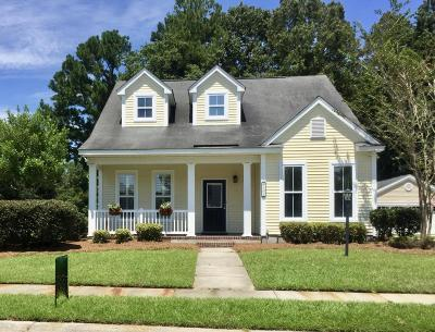 Goose Creek Single Family Home Contingent: 101 Cypress View Road