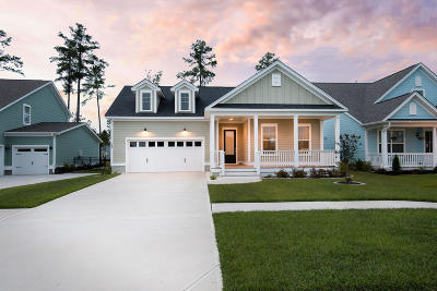 Summerville Single Family Home For Sale: 120 Calm Water Way