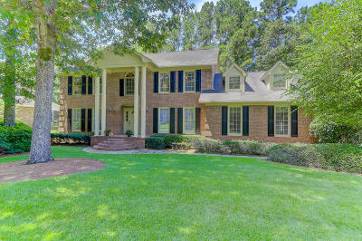 Goose Creek Single Family Home Contingent: 161 Londonderry Road