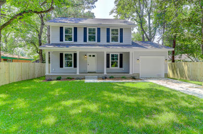 Single Family Home For Sale: 2131 Bradham Road