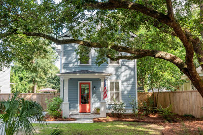 Single Family Home For Sale: 826 Toler Drive