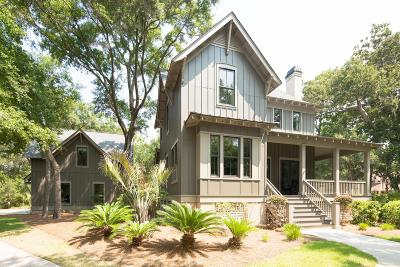 Seabrook Island Single Family Home For Sale: 2650 Gnarled Pine