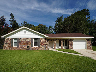Ladson Single Family Home Contingent: 112 Toucan Road