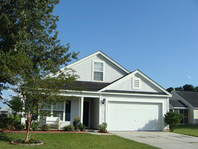 Ladson Single Family Home For Sale: 3023 Crusades Street