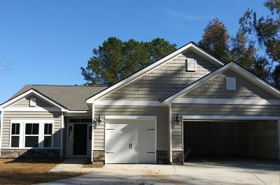 Summerville Single Family Home For Sale: 1133 Sapling Drive