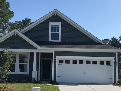 Johns Island Single Family Home For Sale: 3218 Timberline Drive