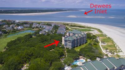 Isle Of Palms Attached For Sale: 4402 Ocean Club