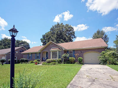 Ladson Single Family Home Contingent: 900 Larch Pines Court