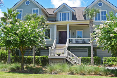 Johns Island SC Single Family Home For Sale: $1,175,000