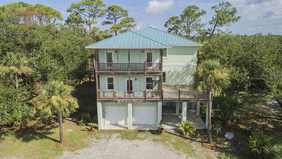 Edisto Island Single Family Home For Sale: 7674 Legare Road