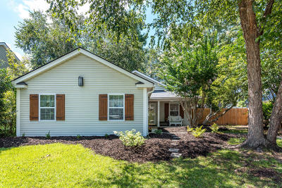 Charleston Single Family Home For Sale: 387 Muirfield Parkway