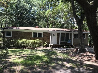 Charleston Single Family Home For Sale: 854 Stiles Drive