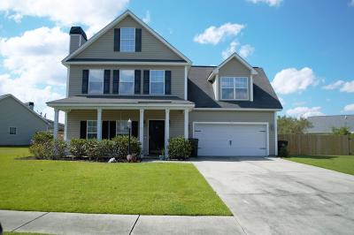 Goose Creek Single Family Home For Sale: 107 Pleasant Hill Drive