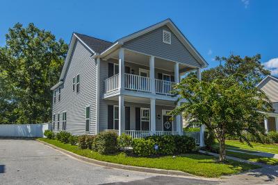 Johns Island Single Family Home For Sale: 1747 Bee Balm Road