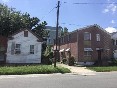 Charleston Single Family Home Contingent: 329-333 Ashley Avenue
