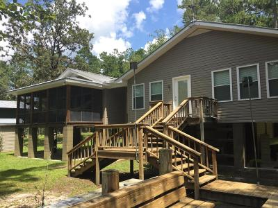 Single Family Home For Sale: 516 Turpentine Road