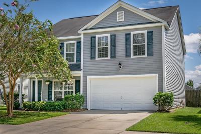 Moncks Corner Single Family Home For Sale: 207 Emerald Isle Drive