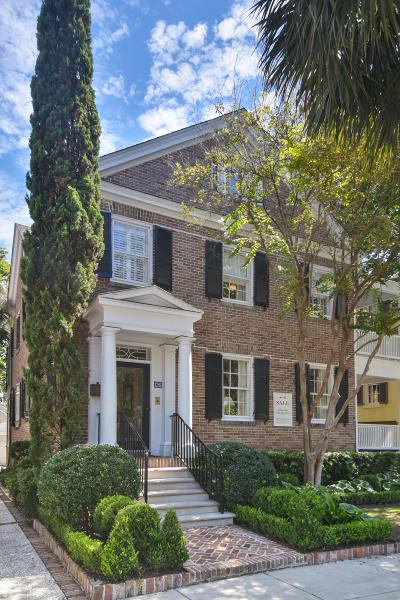 Single Family Home For Sale: 126 S Battery