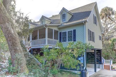 Edisto Island Single Family Home For Sale: 521 Oristo Ridge
