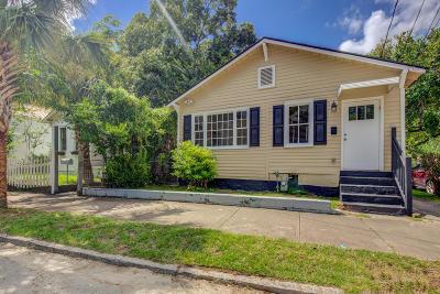 Charleston Single Family Home For Sale: 22 Maverick Street