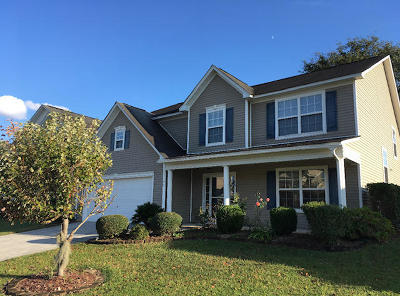 Ladson Single Family Home For Sale: 3547 Galaxy Road