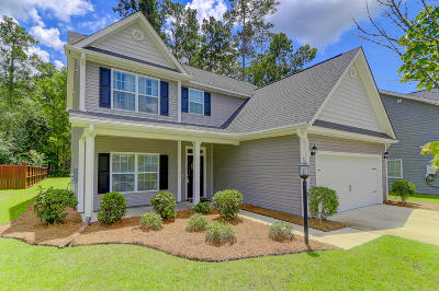 Ladson Single Family Home For Sale: 193 Withers Lane
