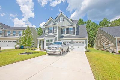 Moncks Corner Single Family Home For Sale: 174 Blackwater Way