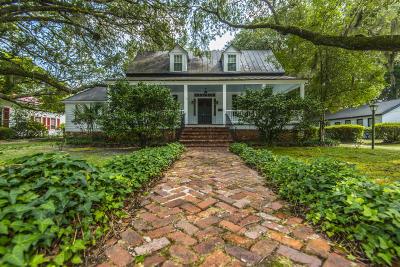 Walterboro Single Family Home For Sale: 918 Wichman Street