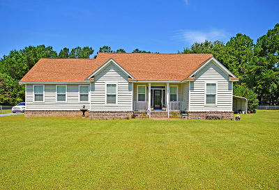 Moncks Corner Single Family Home Contingent: 305 Winding Road