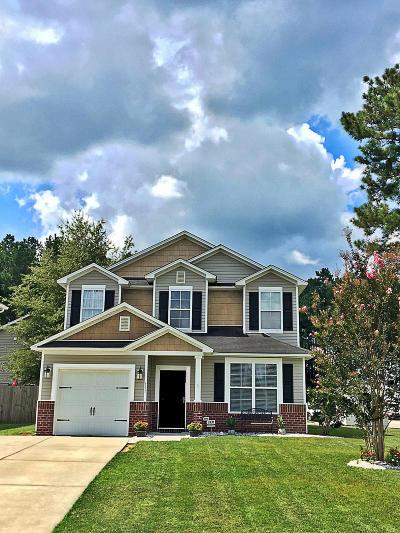 Summerville SC Single Family Home For Sale: $220,000