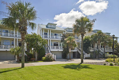 Charleston SC Attached For Sale: $869,000