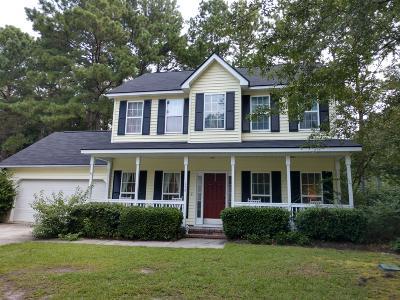 Summerville SC Single Family Home For Sale: $247,000