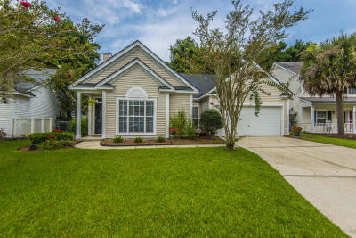 Charleston Single Family Home For Sale: 375 Twelve Oaks Drive