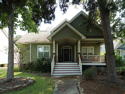 Charleston Single Family Home For Sale: 212 N Ainsdale Drive