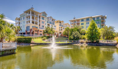 Isle Of Palms Attached For Sale: B-412 Village At Wild Dunes