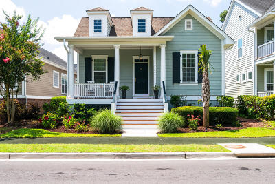 North Charleston Single Family Home For Sale: 5244 E Dolphin Street