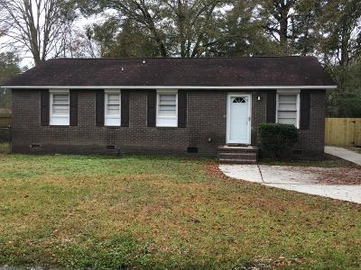 Single Family Home For Sale: 4405 Clovewood Street