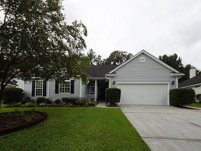 Charleston Single Family Home Contingent: 359 Cabrill Drive