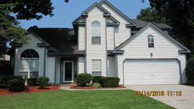 Goose Creek Single Family Home For Sale: 203 Candleberry Circle