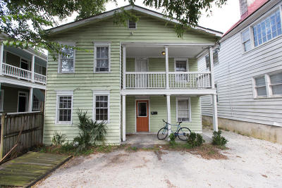 Single Family Home For Sale: 258 Coming Street